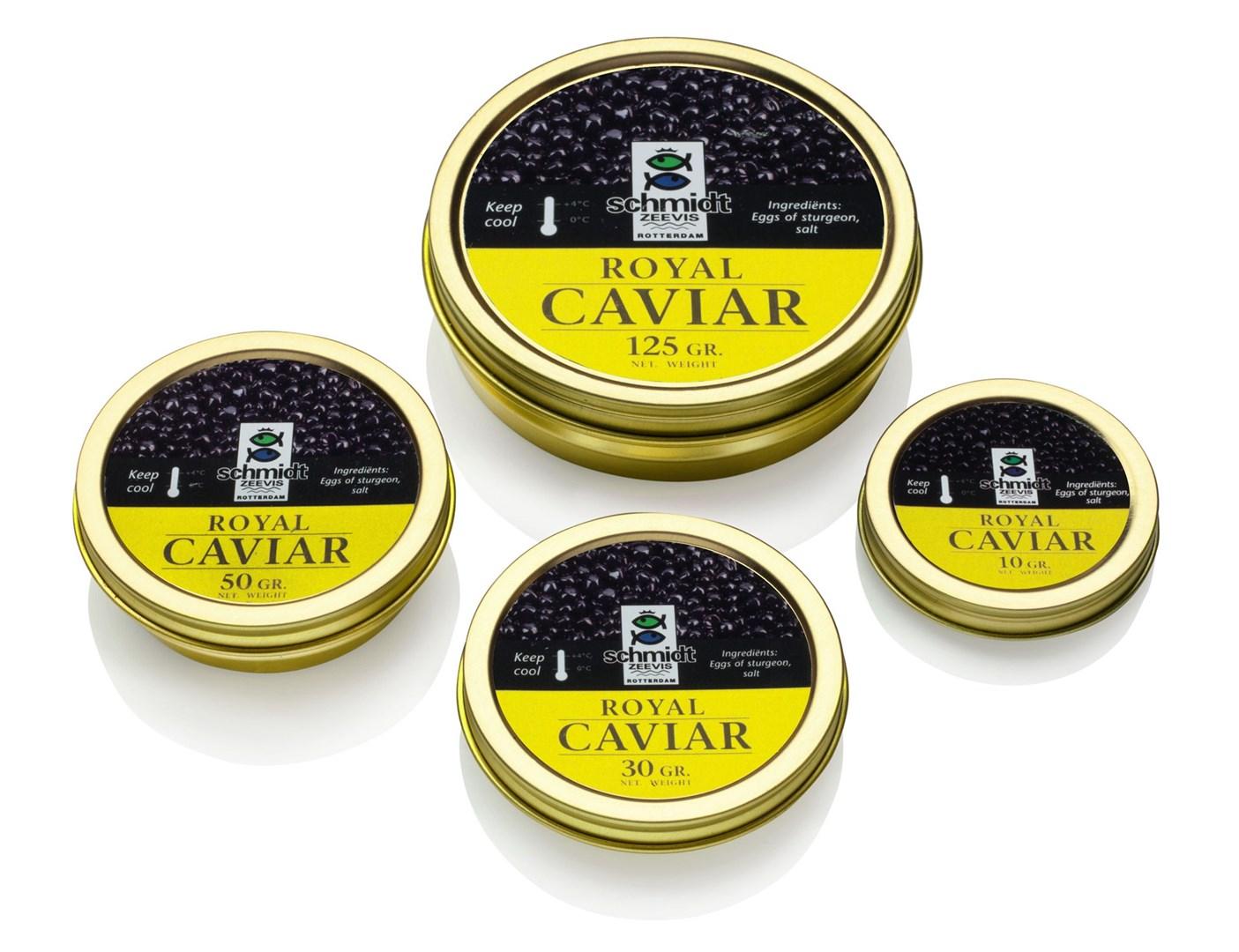 Productafbeelding Kaviaar Royal Asetra