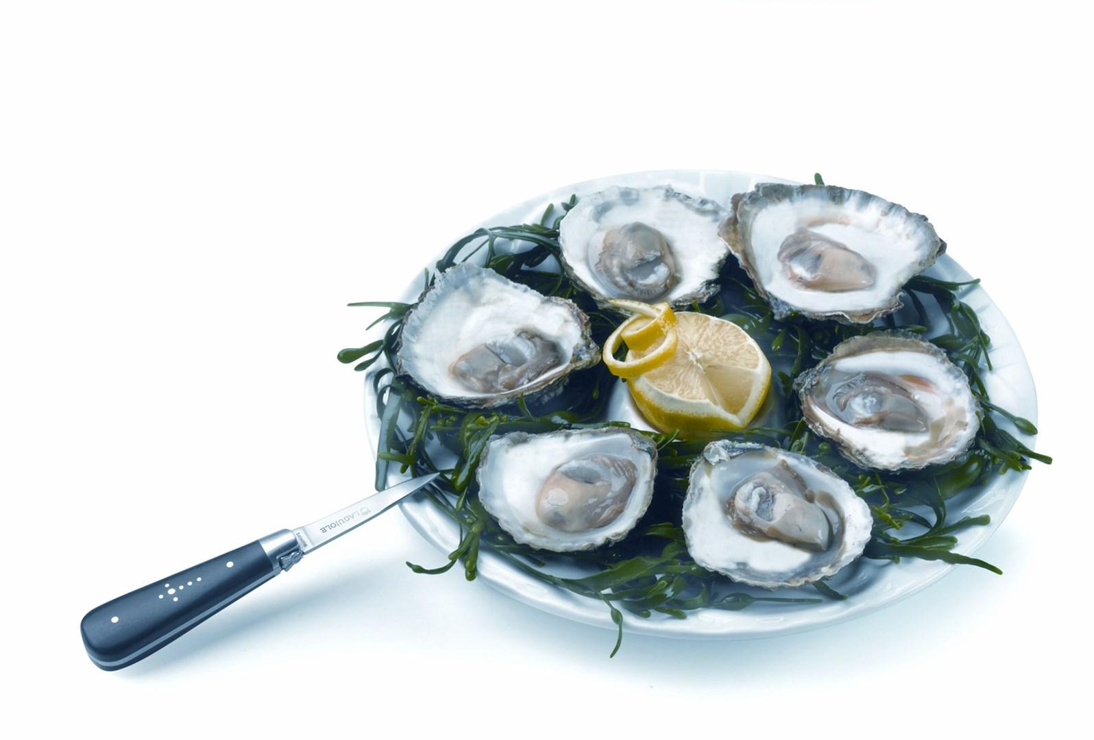 Productafbeelding Platte zeeuwse oesters 5,0 (open)