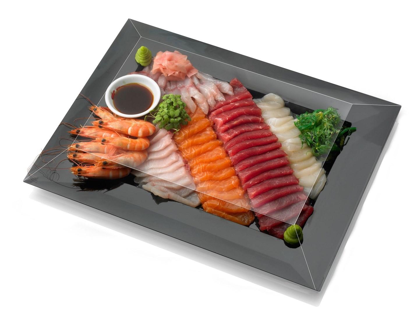 Productafbeelding Sashimi schotel 4 pp