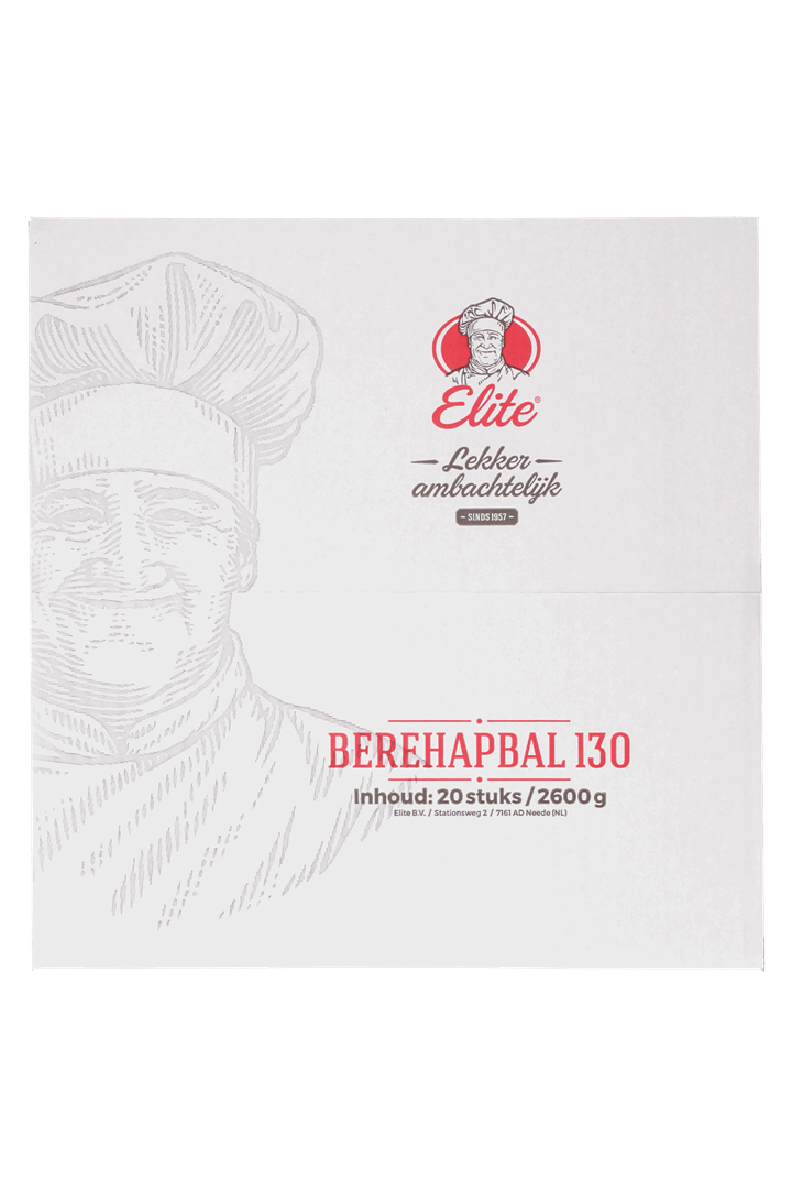 Productafbeelding Berehapbal 20x130 gr