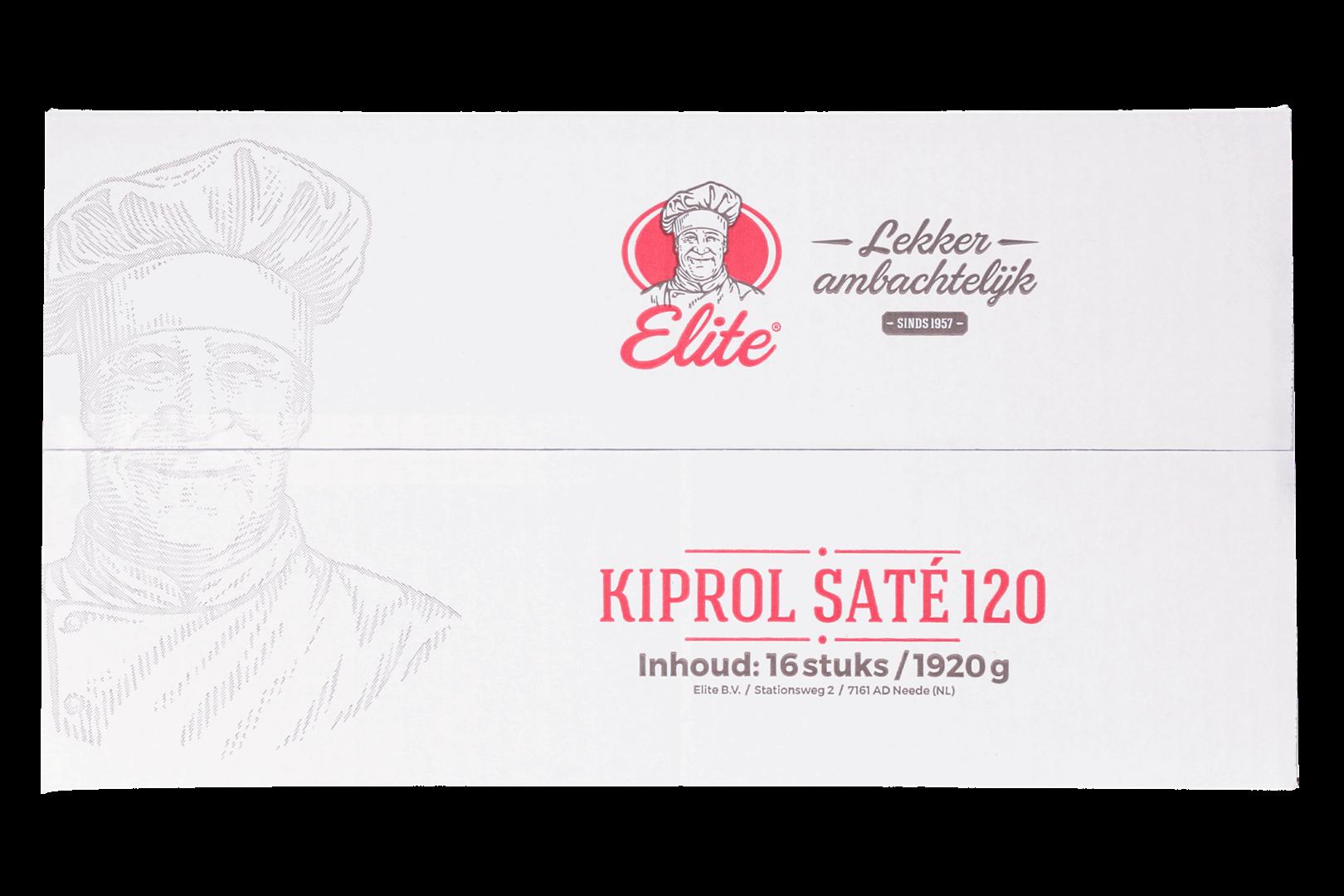 Productafbeelding Kiprol Saté 16x120 gr