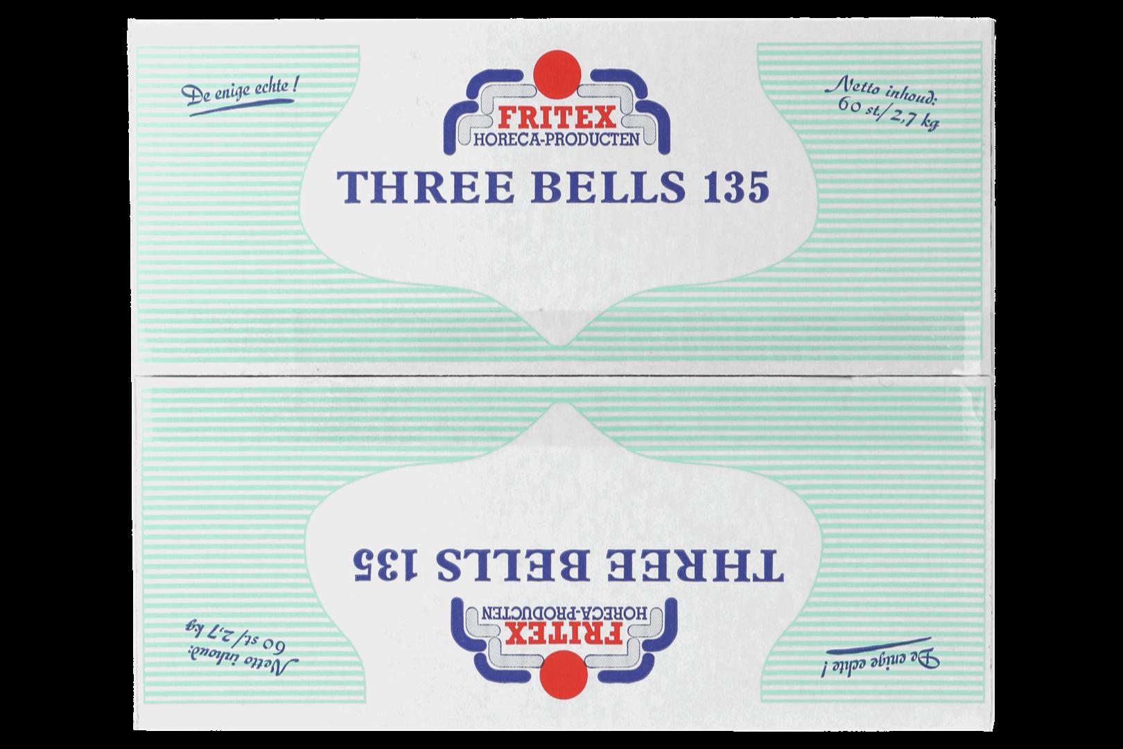 Productafbeelding Three Bells Fritex 60x45 gr