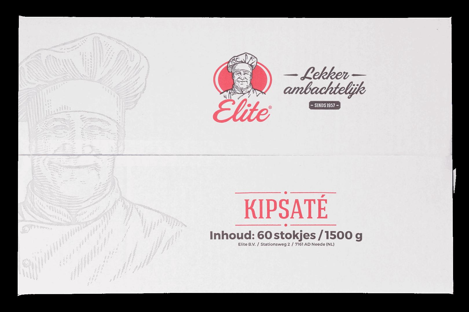 Productafbeelding Kipsate stokje 60 st