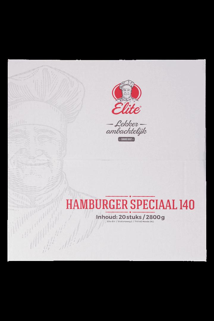 Productafbeelding Hamburger Speciaal 20x140 gram