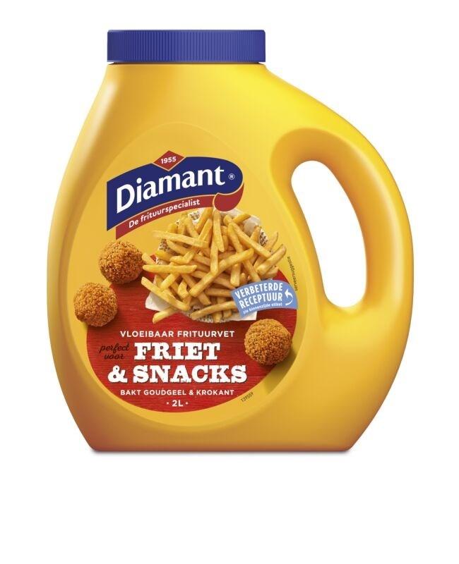 Productafbeelding Diamant Friet&Snacks S.P. 2L