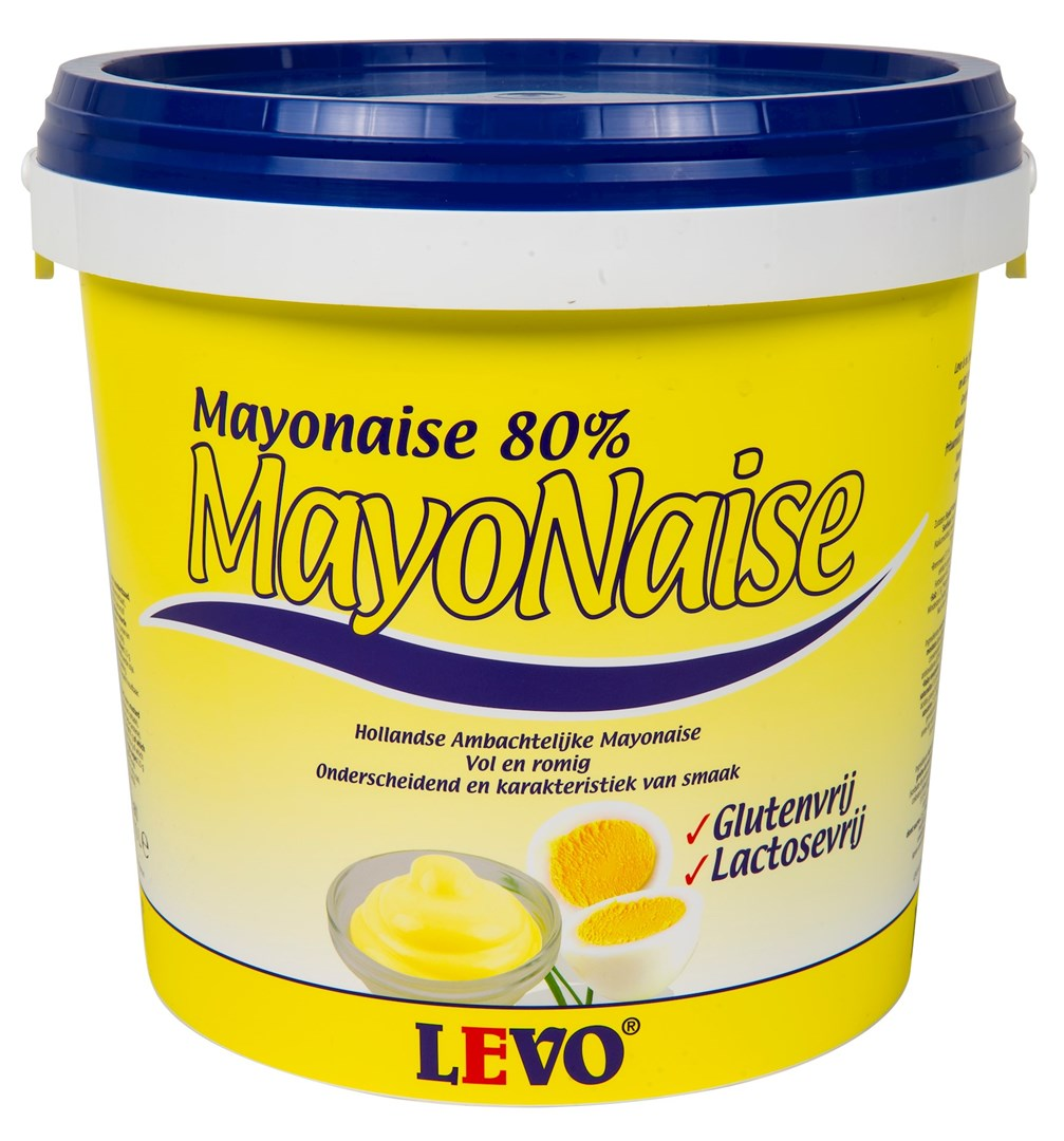 Productafbeelding LEVO Mayonaise 10 liter emmer