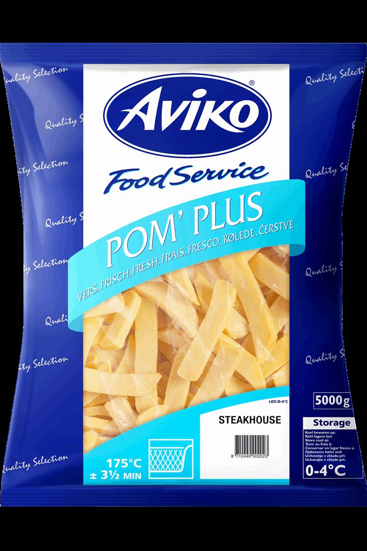 Productafbeelding Aviko Steakhouse Pom Plus 5000g