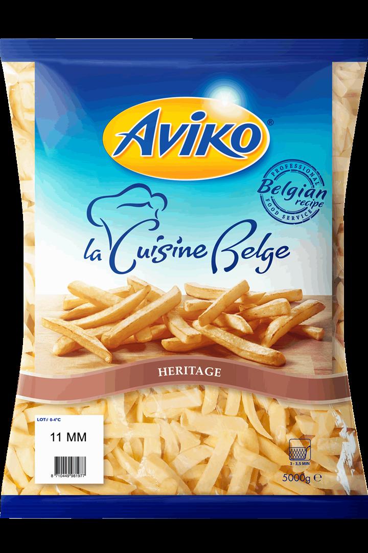 Productafbeelding La Cuisine Belge Heritage 11mm 5000g