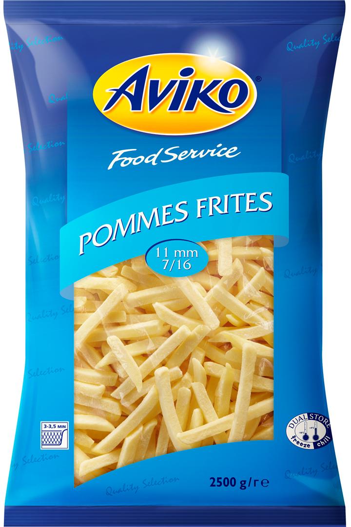 Productafbeelding Aviko Pommes Frites 11mm 7/16 2500g