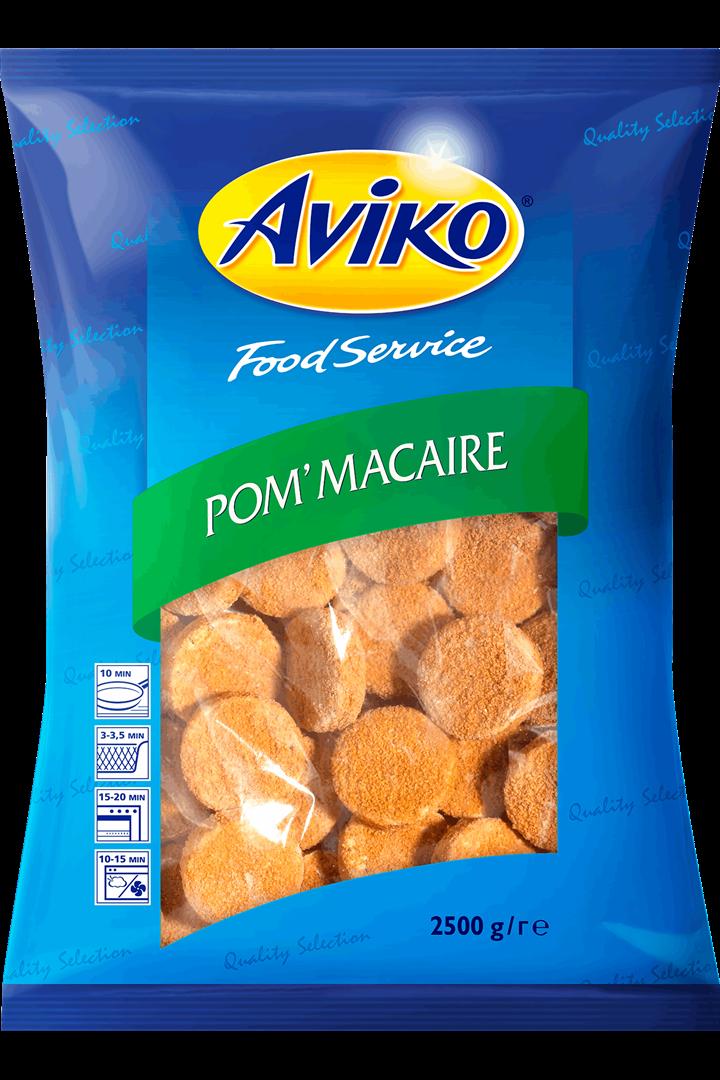 Productafbeelding Aviko Pom' Macaire 2500g