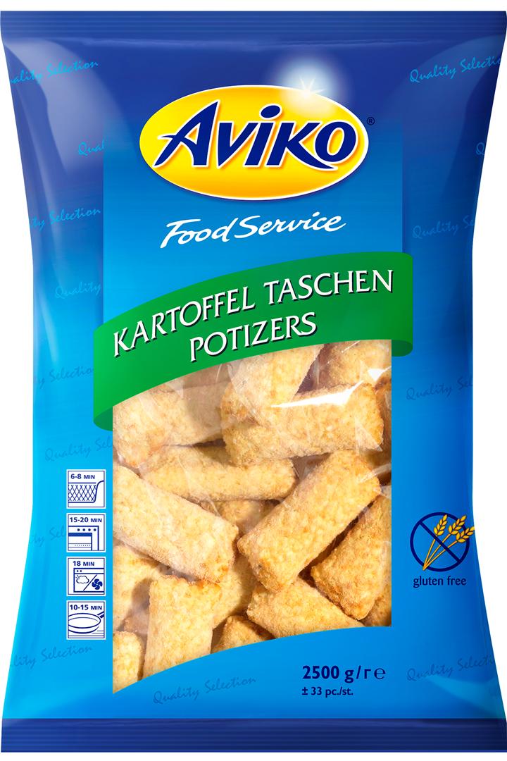 Productafbeelding Aviko Kartoffel Taschen Potizers 2500g
