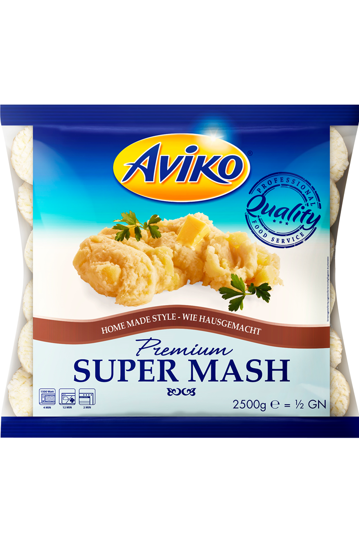 Productafbeelding Aviko Super Mash Homemade 2500g