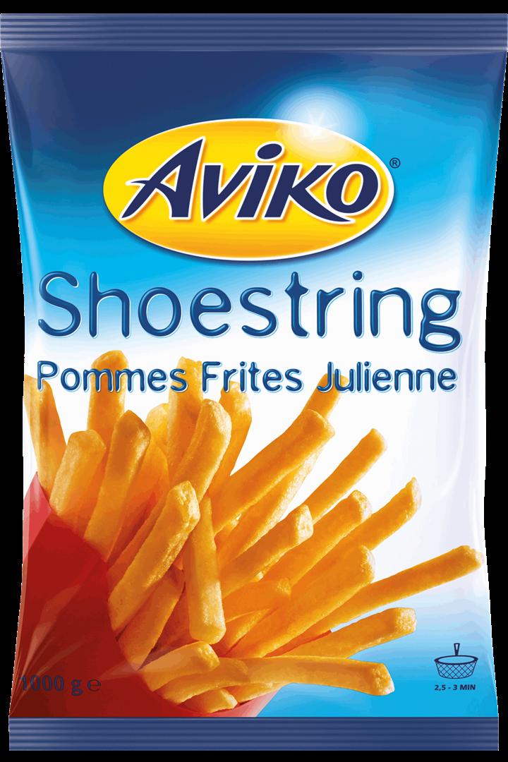 Productafbeelding Aviko Pommes Frites Julienne 1000g