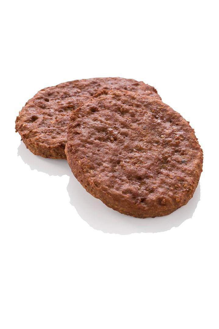 Productafbeelding Hamburger rundvlees voorgegaard