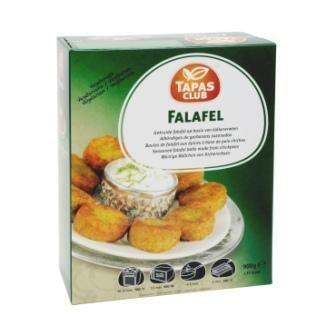Productafbeelding Tapas Club Falafel 900g ca80st