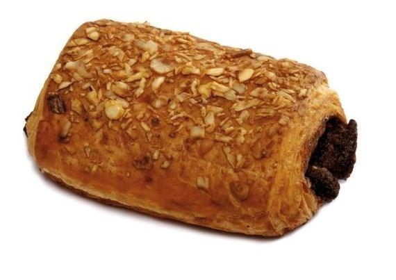 Productafbeelding KB53 Chocolade hazelnootpasta broodje