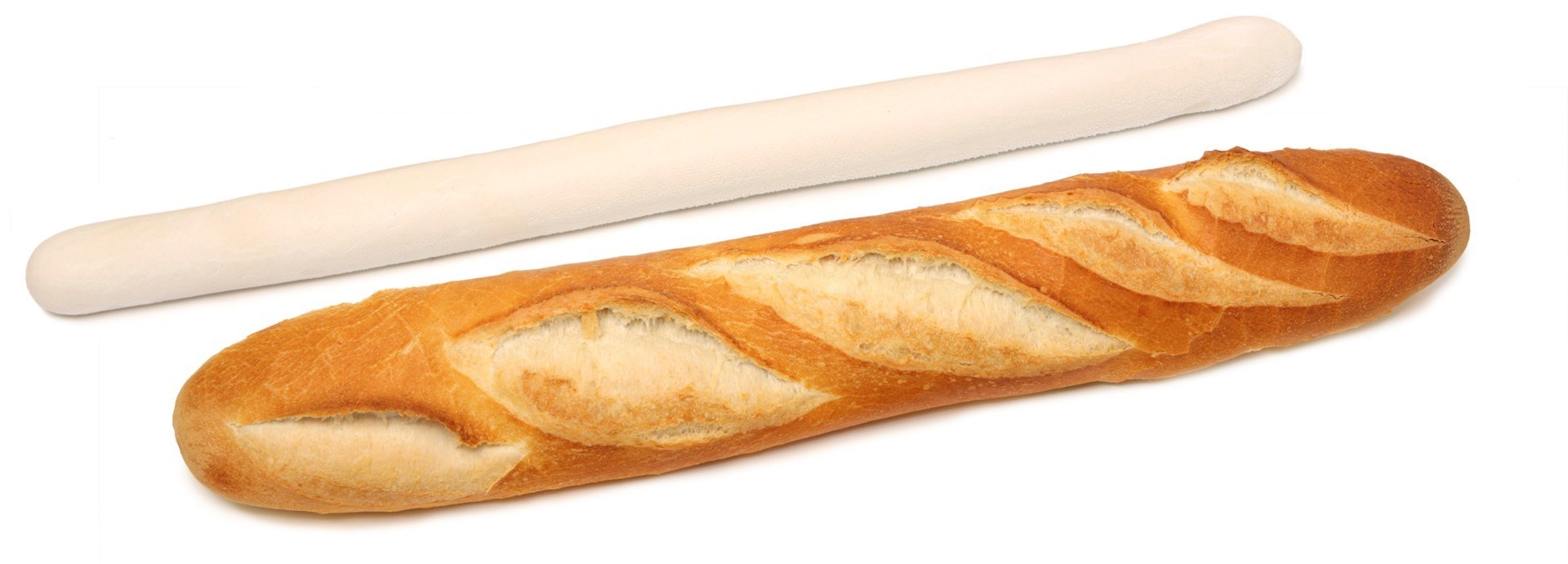 Productafbeelding I881 Cru baguette wit 330g