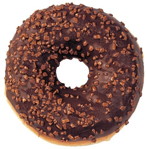 Productafbeelding Chocolade Donut