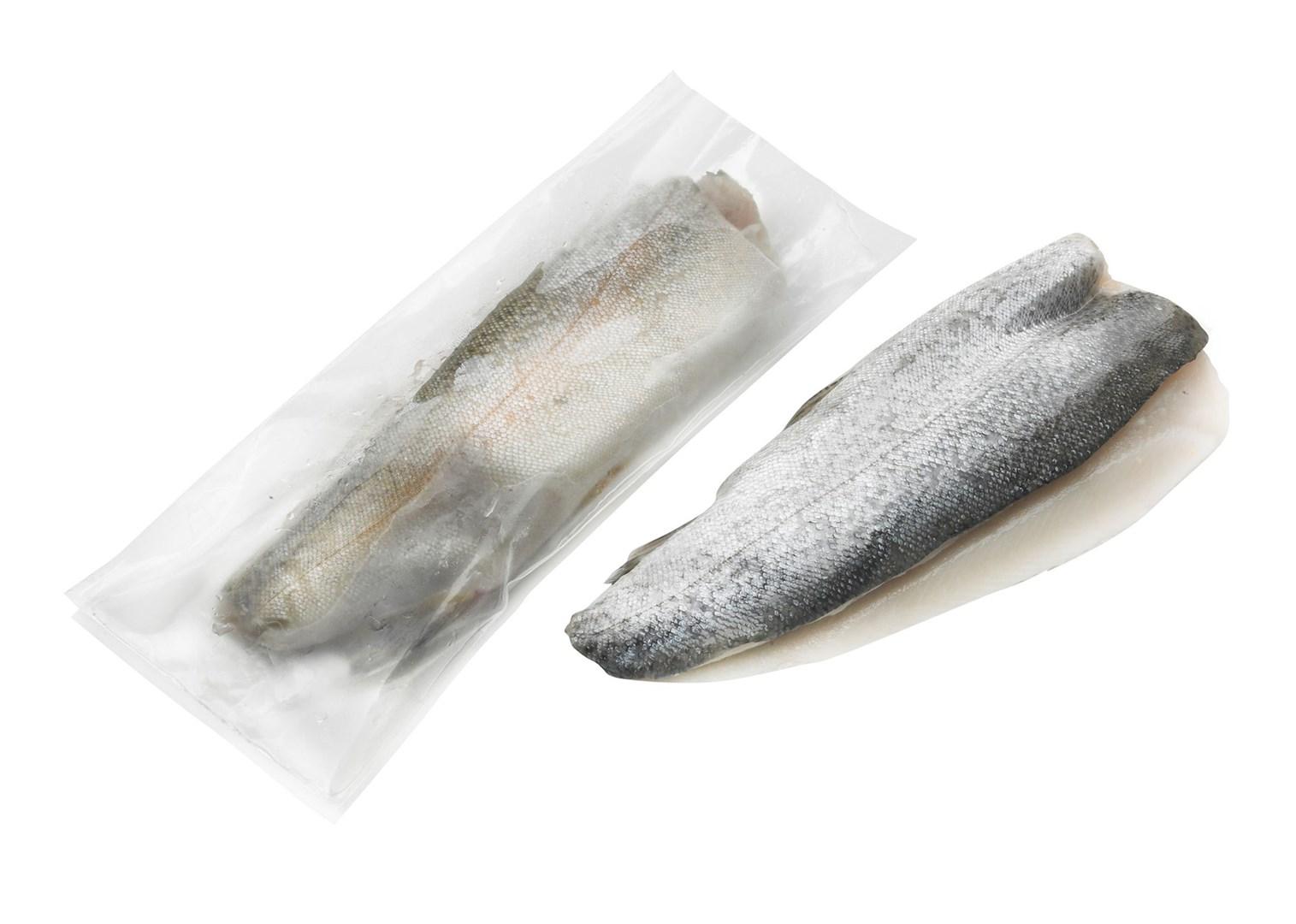 Productafbeelding Forel, filet met vel 140-160 gram DV