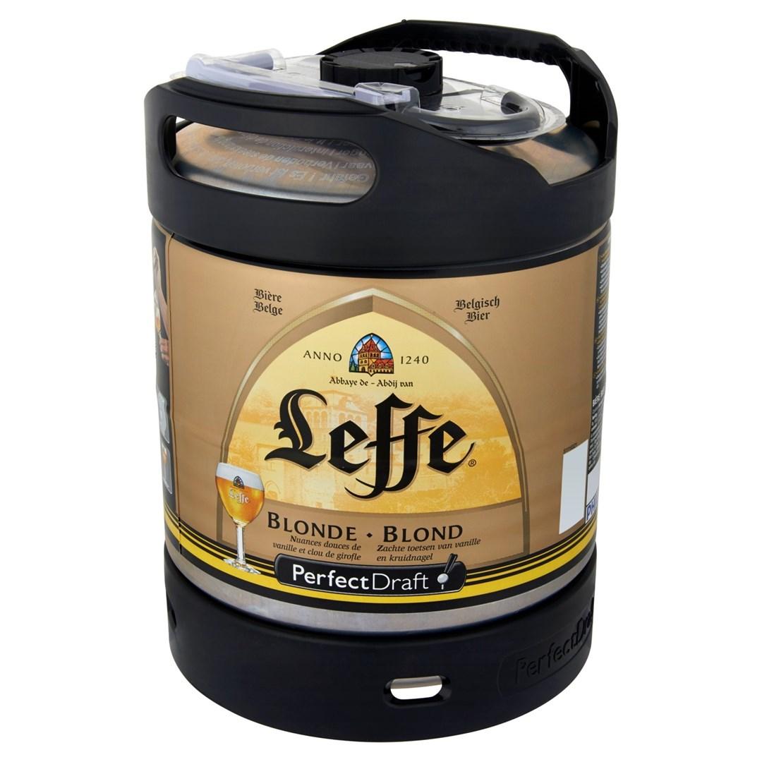 Productafbeelding LEFFE BLOND KEG PERFECT DRAFT Pilseners
