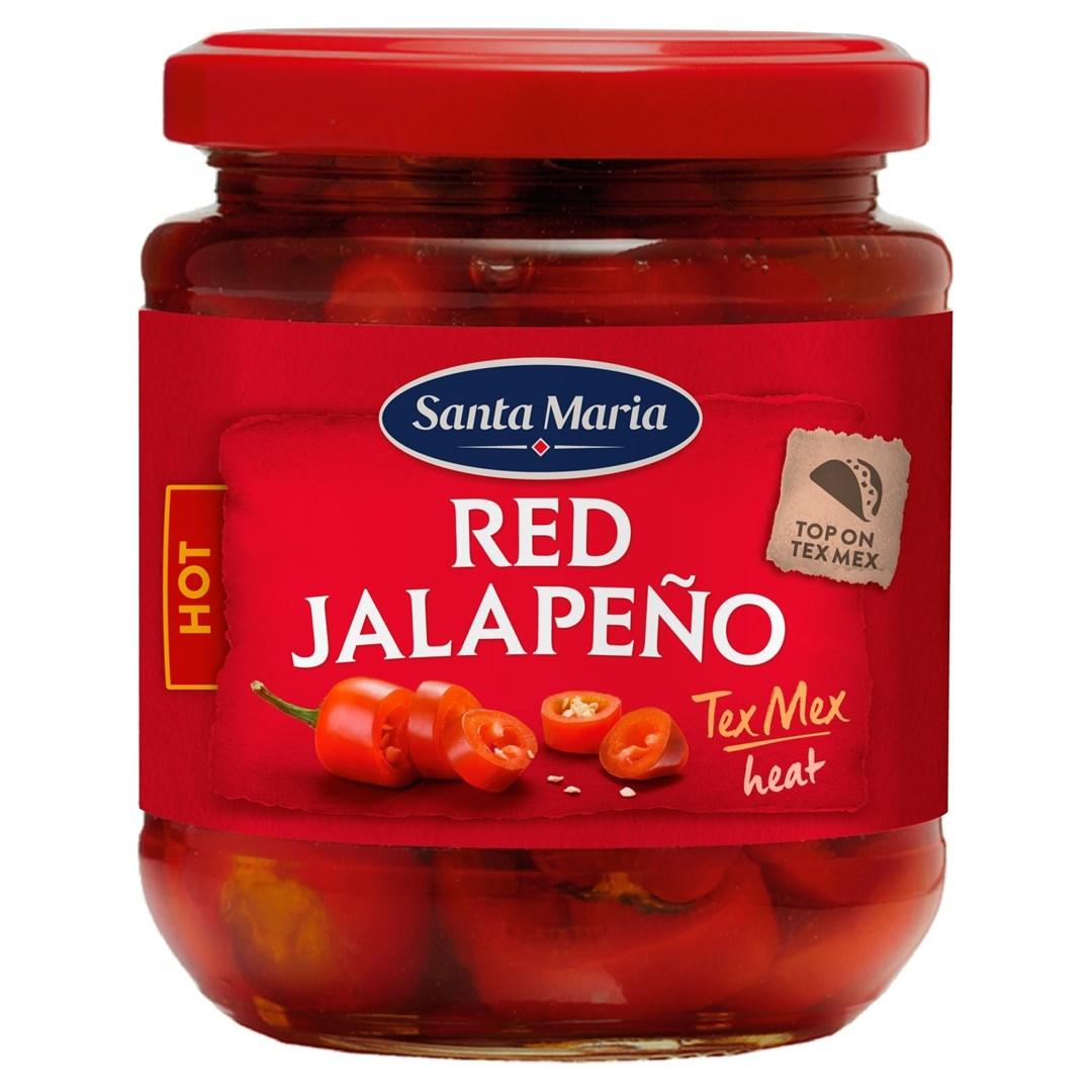 Productafbeelding Santa Maria 215G Red Jalapeño Hot
