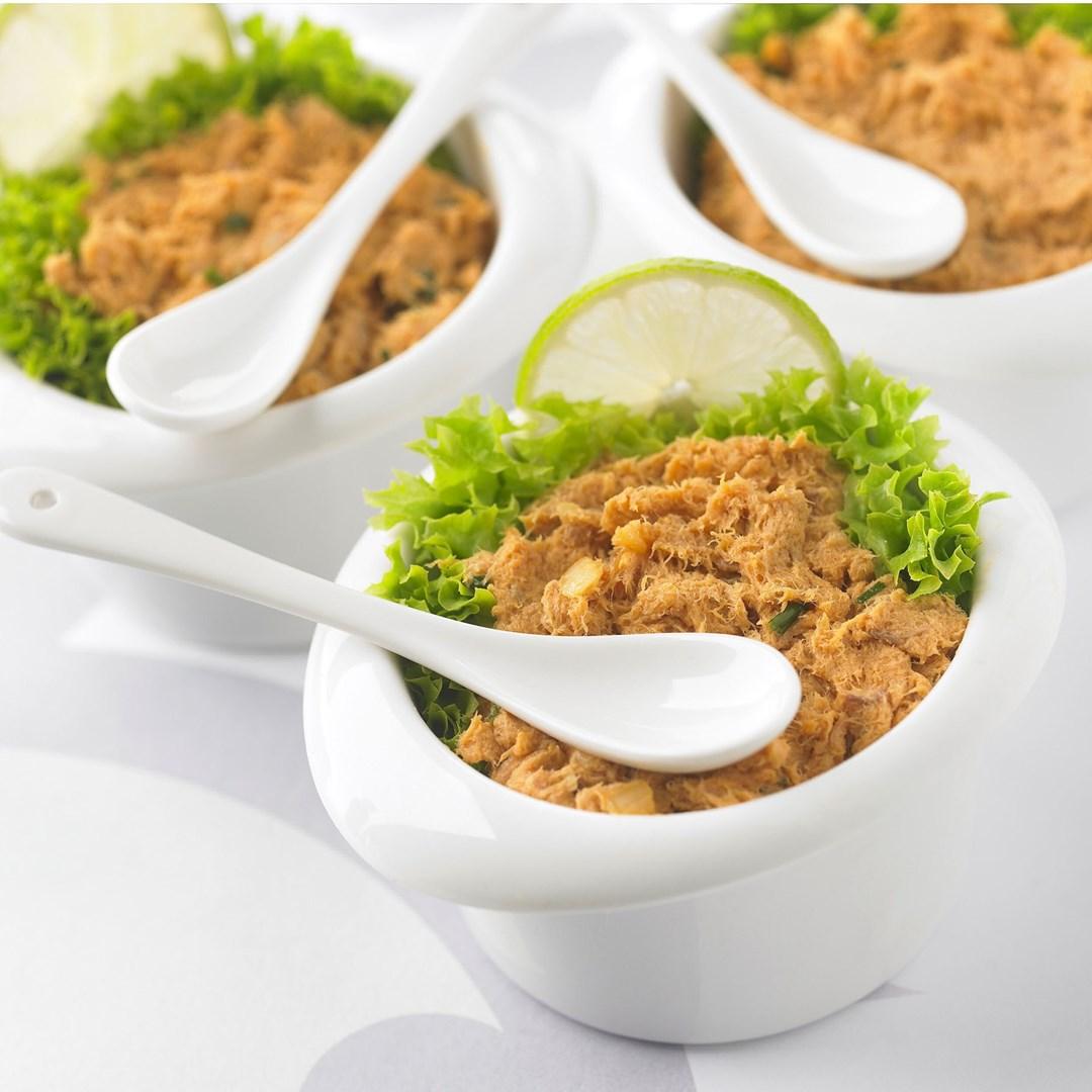 Productafbeelding Salade makreel du chef