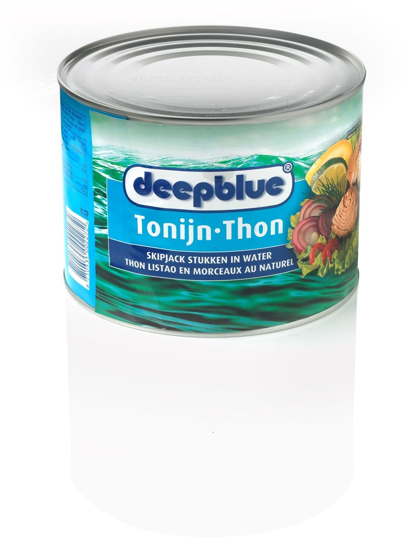 Productafbeelding Tonijnchunks in water