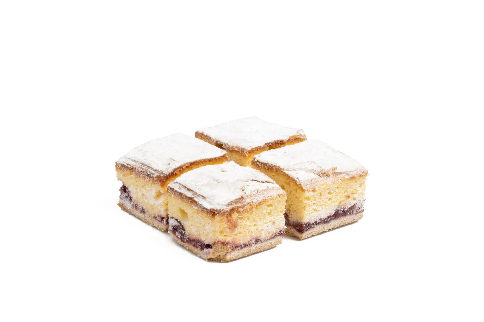 Productafbeelding Plaatgebak Kersencake Small