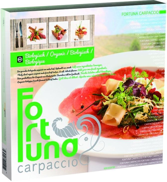 Productafbeelding Carpaccio Fortuna BIO