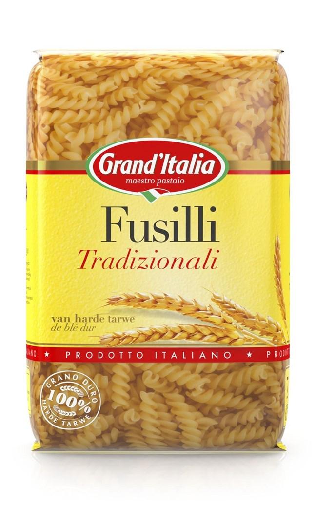 Productafbeelding Grand'Italia Pasta Fusilli Tradizionali 500 g Zak