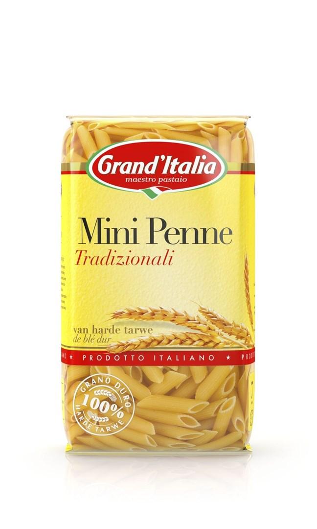 Productafbeelding Grand'Italia Pasta Mini Penne Tradizionali 350 g Zak