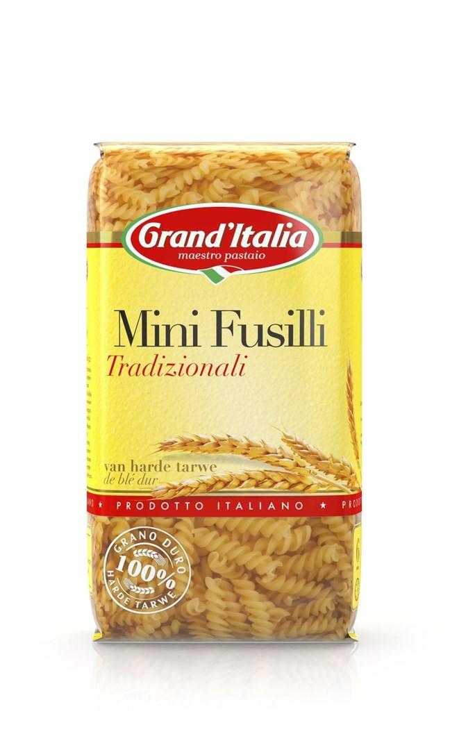Productafbeelding Grand'Italia Pasta Mini Fusilli Tradizionali 350 g Zak