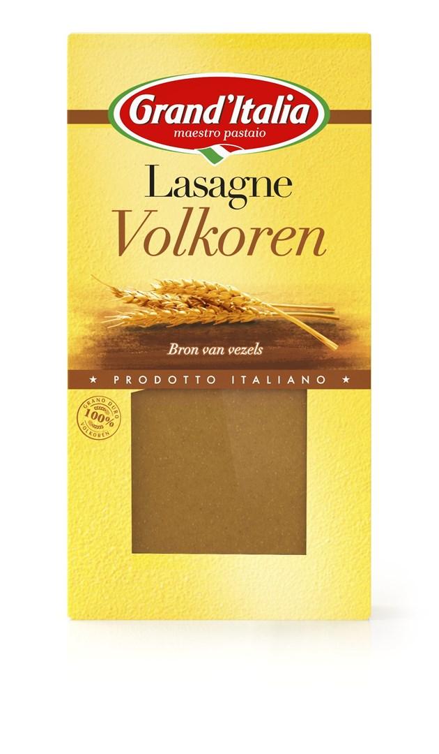 Productafbeelding Grand'Italia Pasta Lasagne Volkoren 250 g Doos