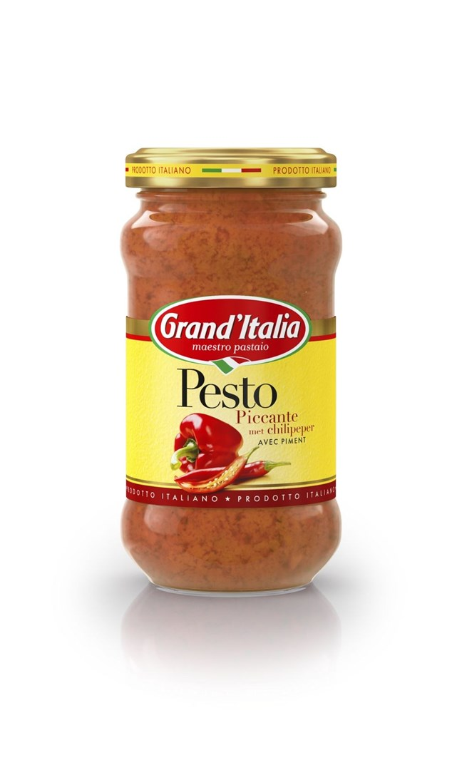 Productafbeelding Grand'Italia Pesto Piccante 185 g Bus
