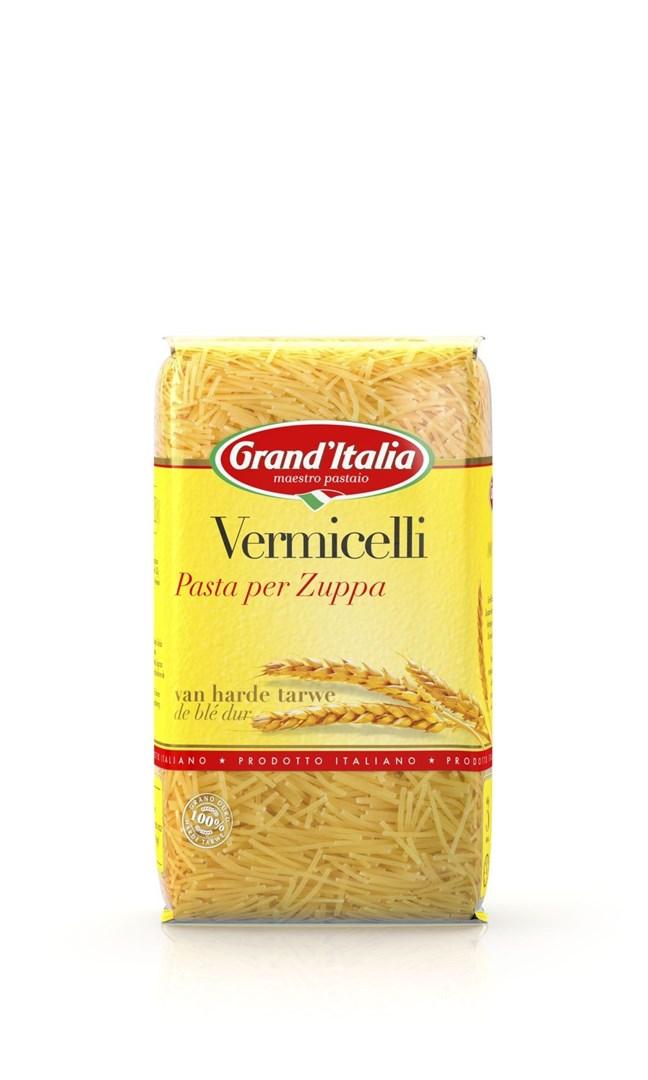 Productafbeelding Grand'Italia Pasta per Zuppa Vermicelli 250 g Zak