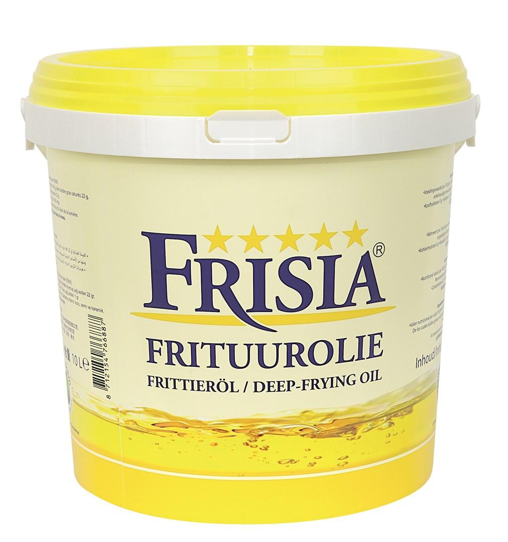 Productafbeelding Frisia frituurolie 10 liter emmer