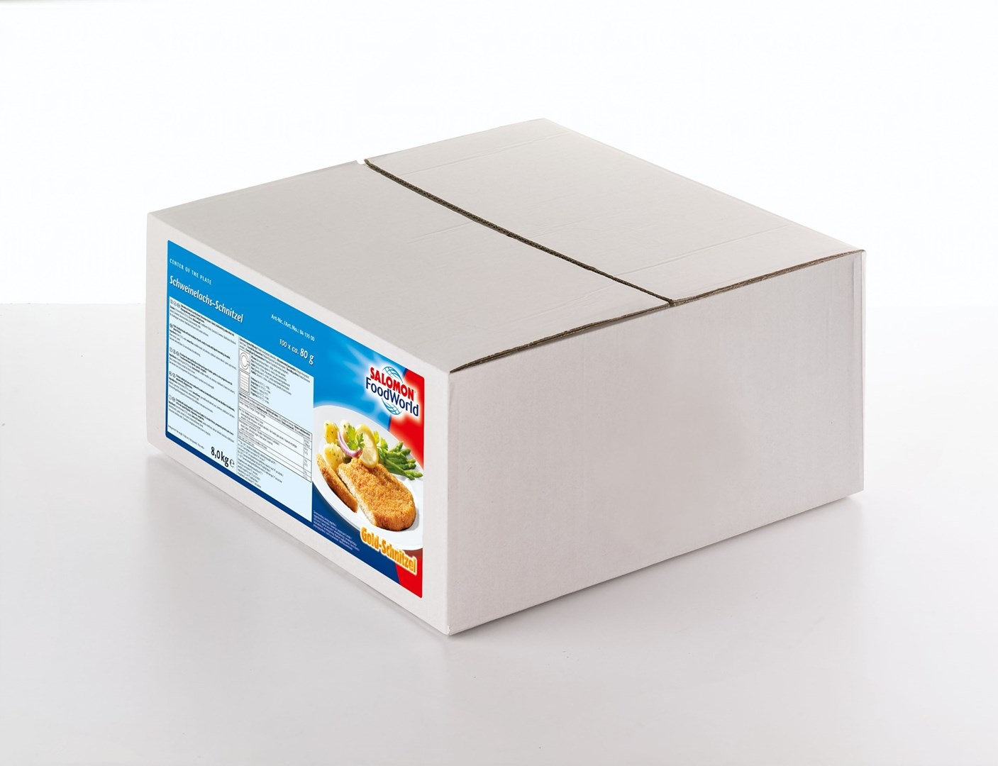 Productafbeelding MS Varkensfilet Schnitzel 180 g