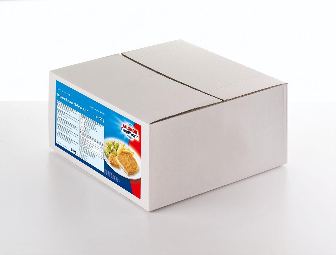 Productafbeelding MS Meesterschnitzel Wiener Art 200g