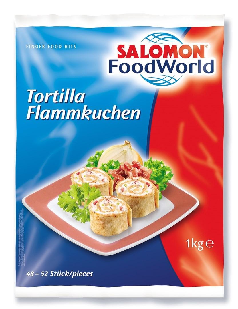 Productafbeelding Tortilla Flammkuchen