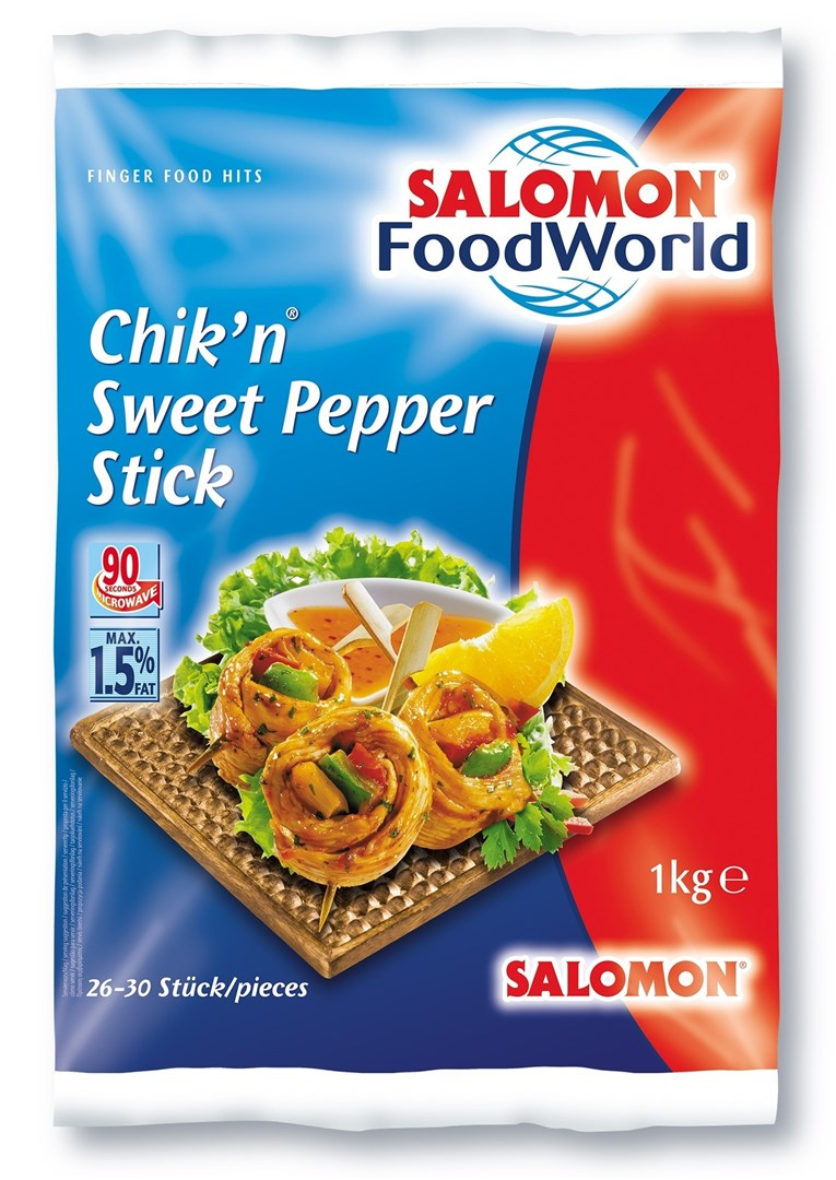 Productafbeelding Chik'n Sweet Pepper Stick
