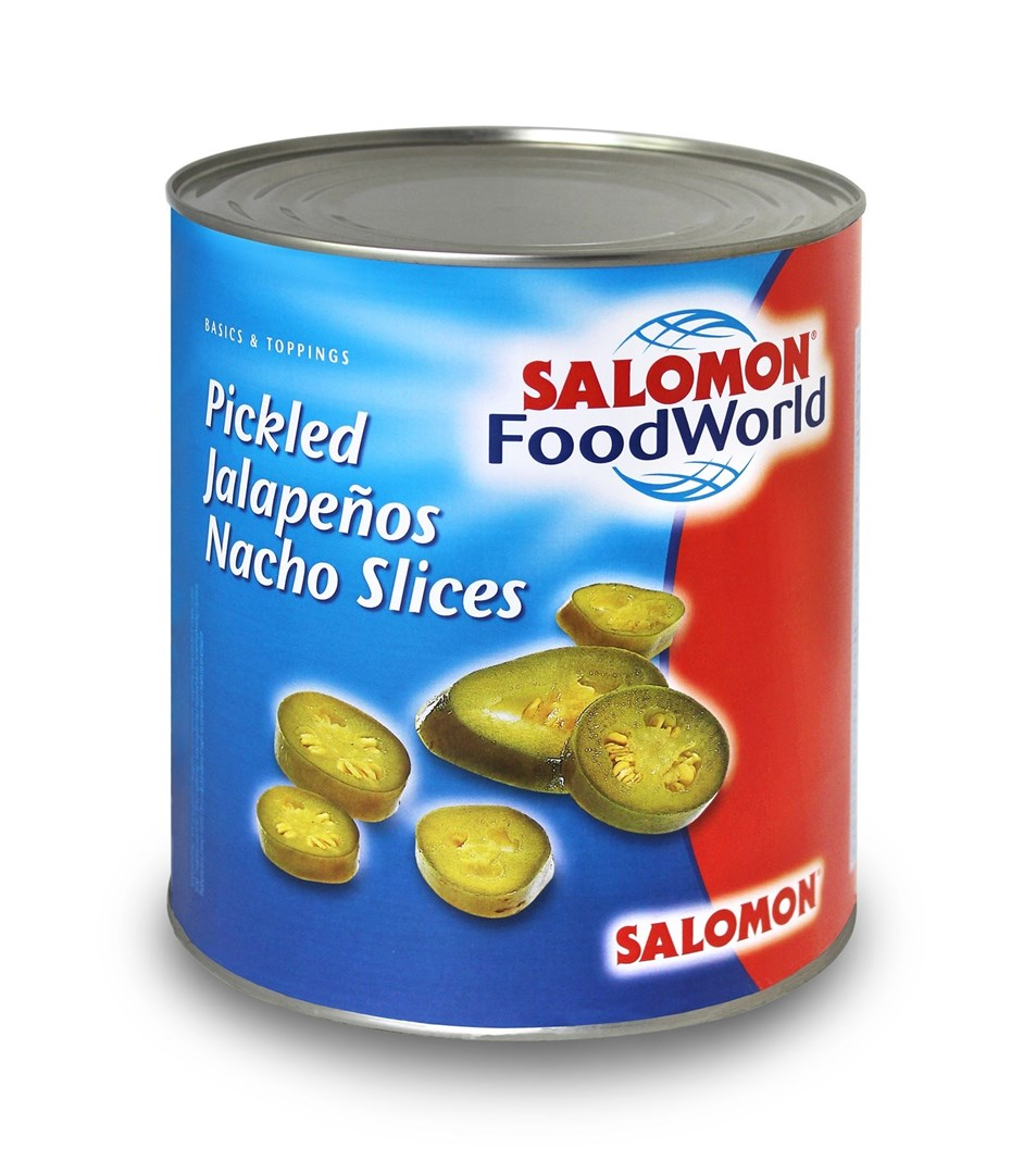 Productafbeelding Pickled Jalapeños Nacho Slices