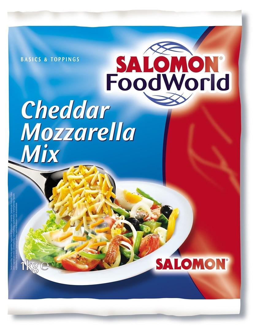 Productafbeelding Cheddar Mozzarella Mix
