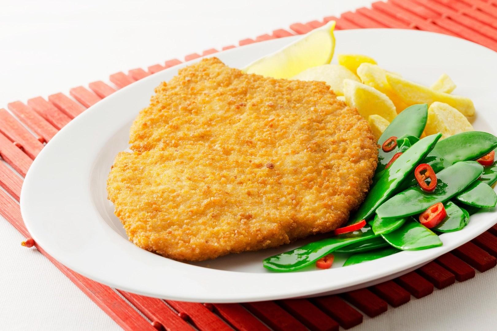 Productafbeelding MS Rustic Schnitzel 180 g