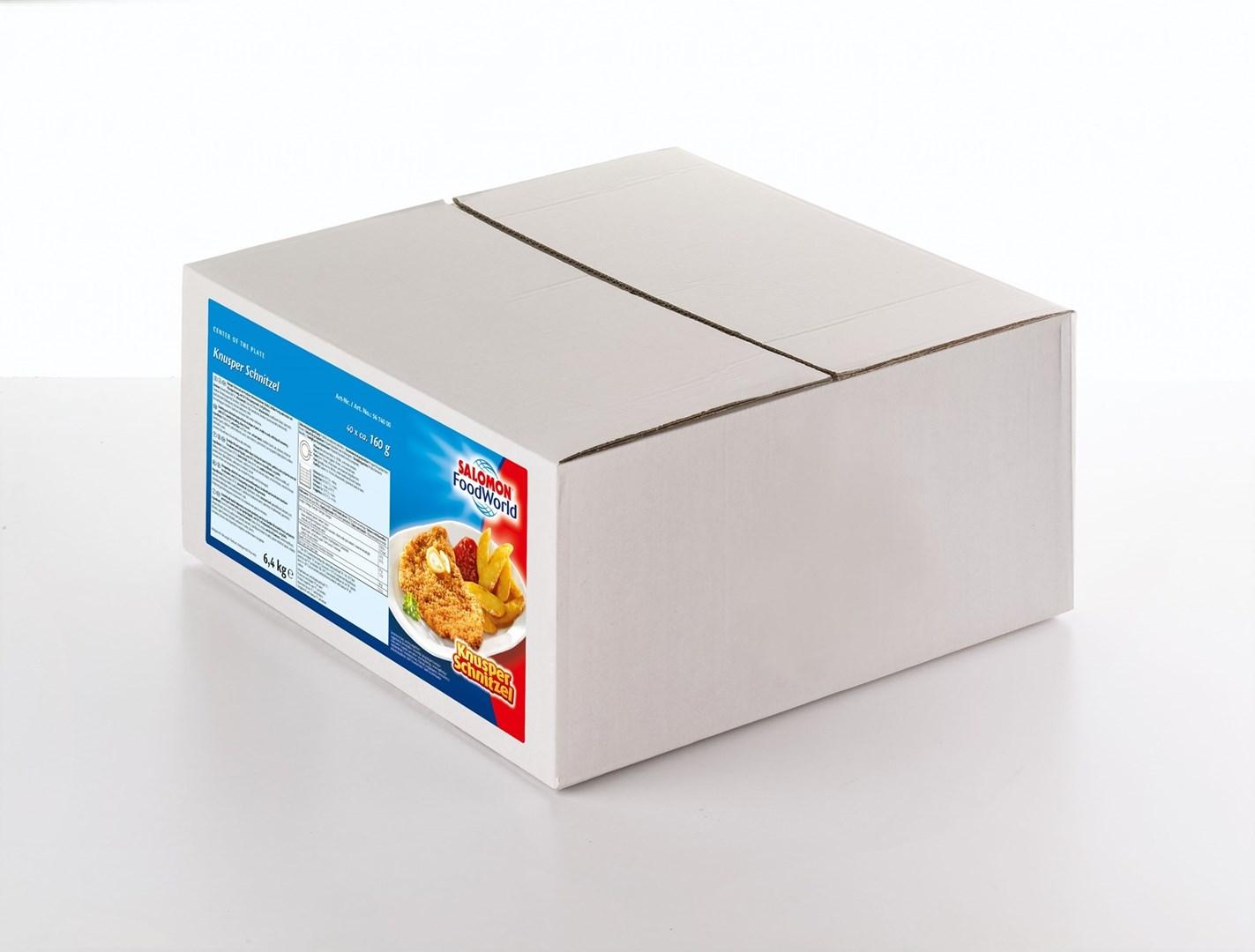 Productafbeelding MS Knusper Schnitzel 160 g