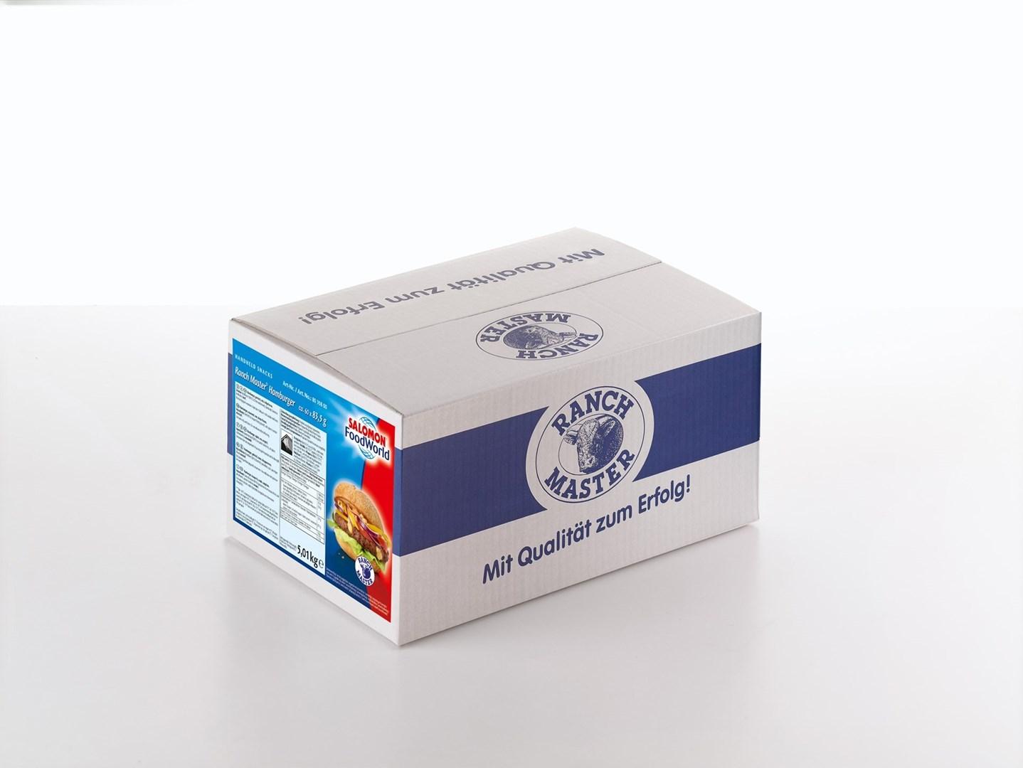 Productafbeelding RM Hamburger 83,5 g