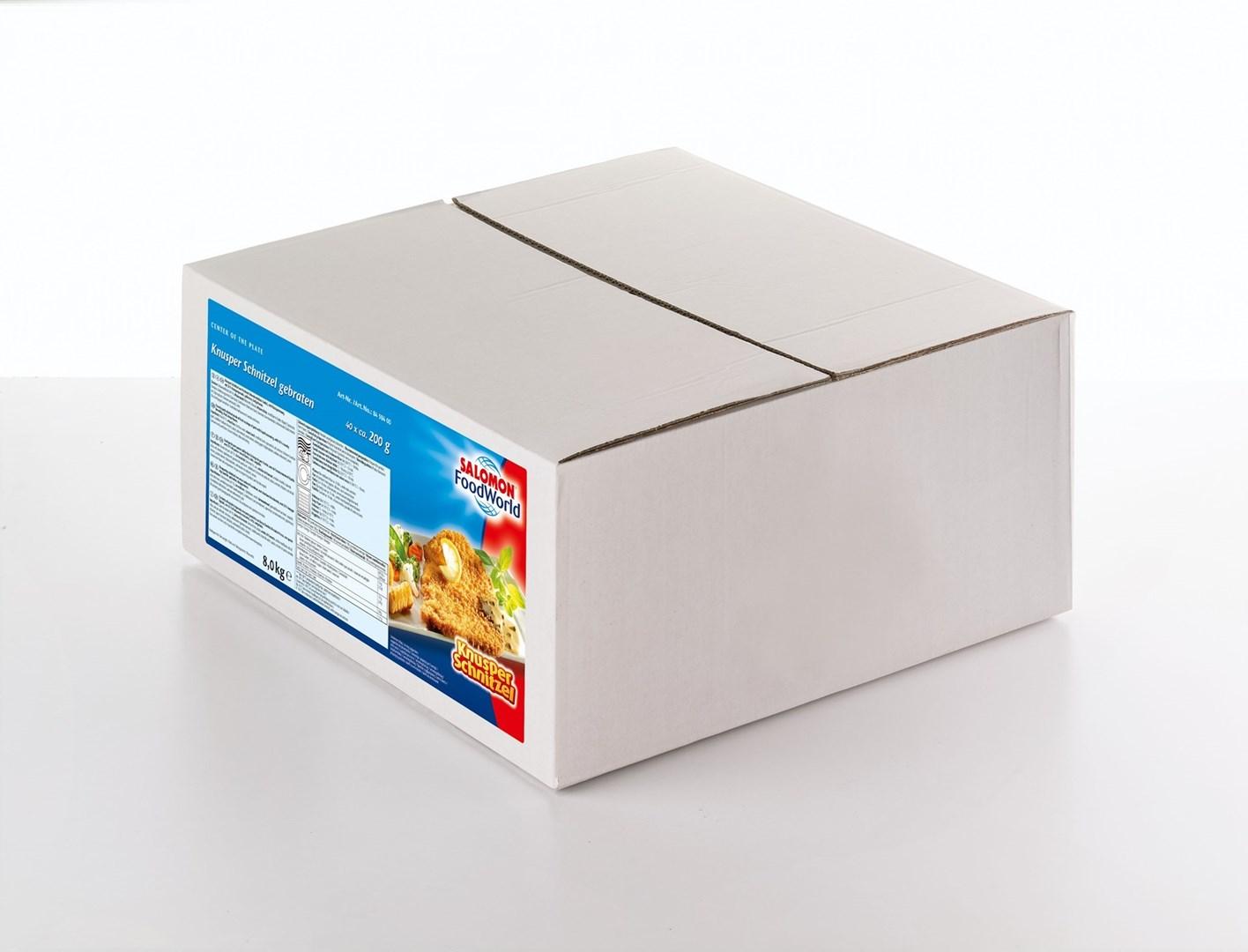 Productafbeelding MS Knusper Schnitzel 200 g gebraten