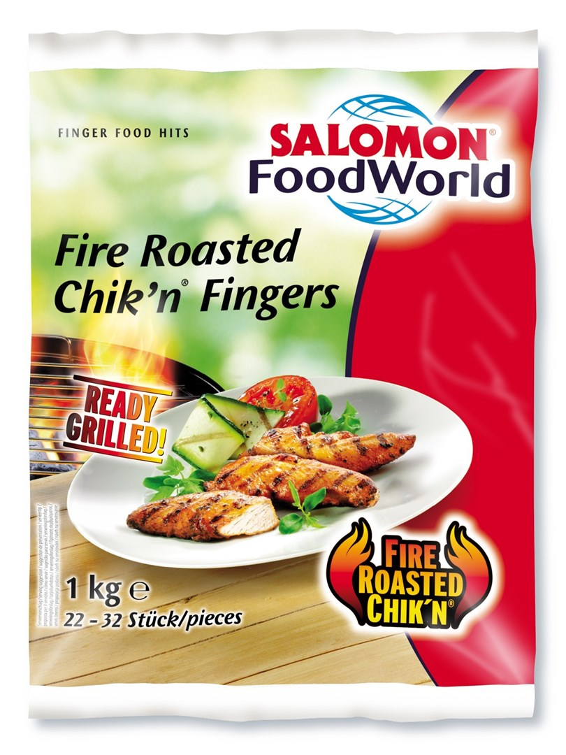 Productafbeelding Fire Roasted Chik´n® Fingers