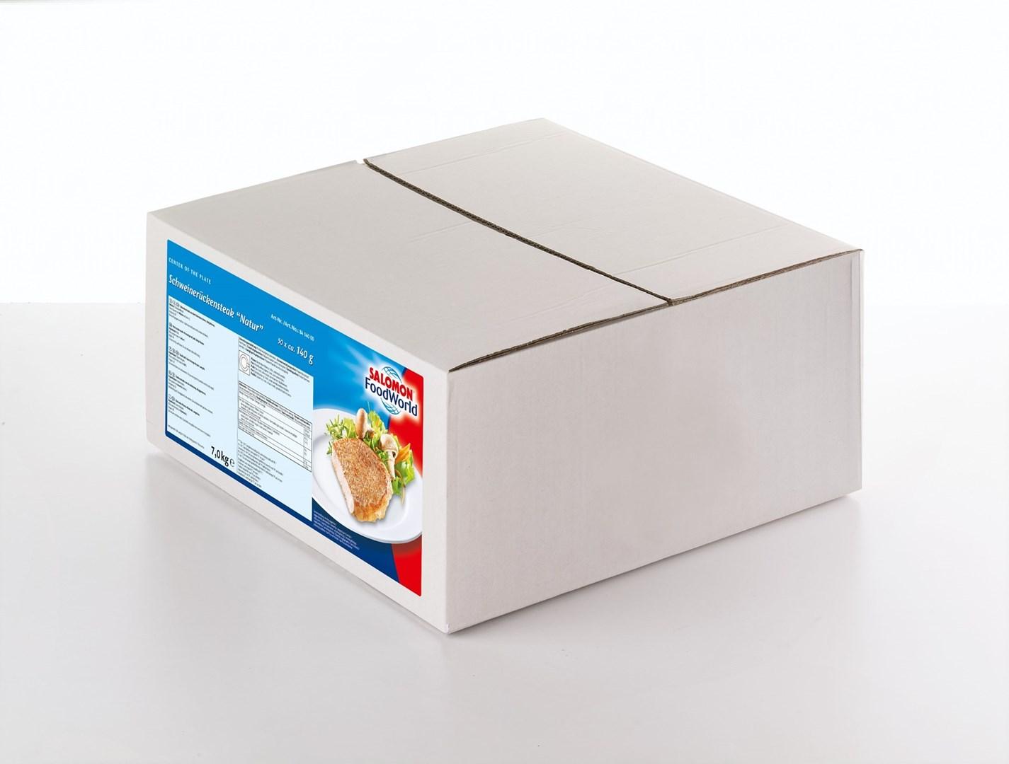 Productafbeelding MS Varkenssteaks, 140 g