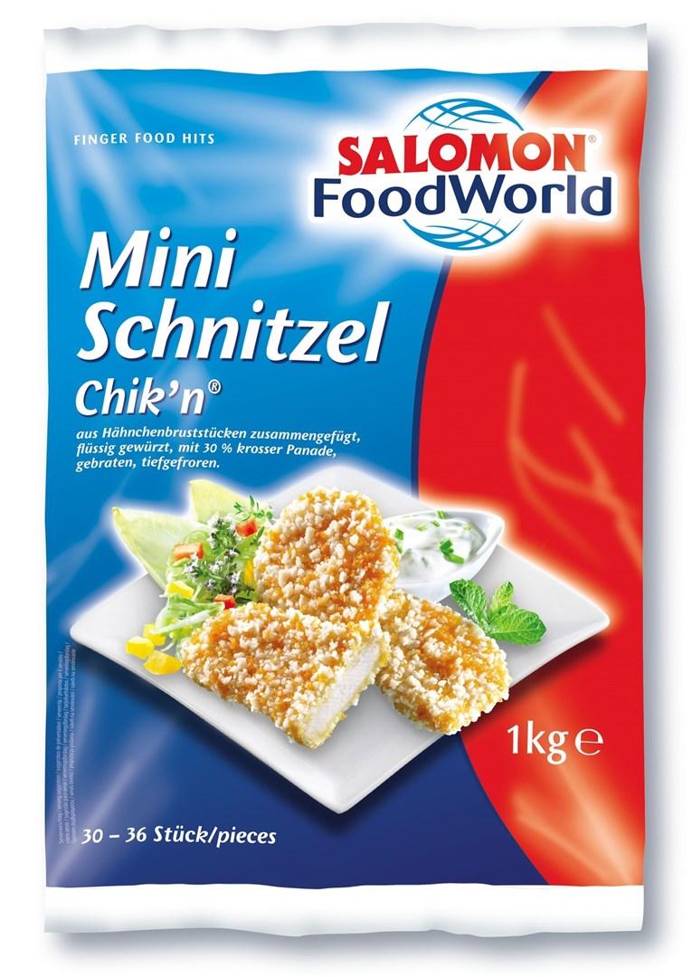 Productafbeelding MS Mini Schnitzel