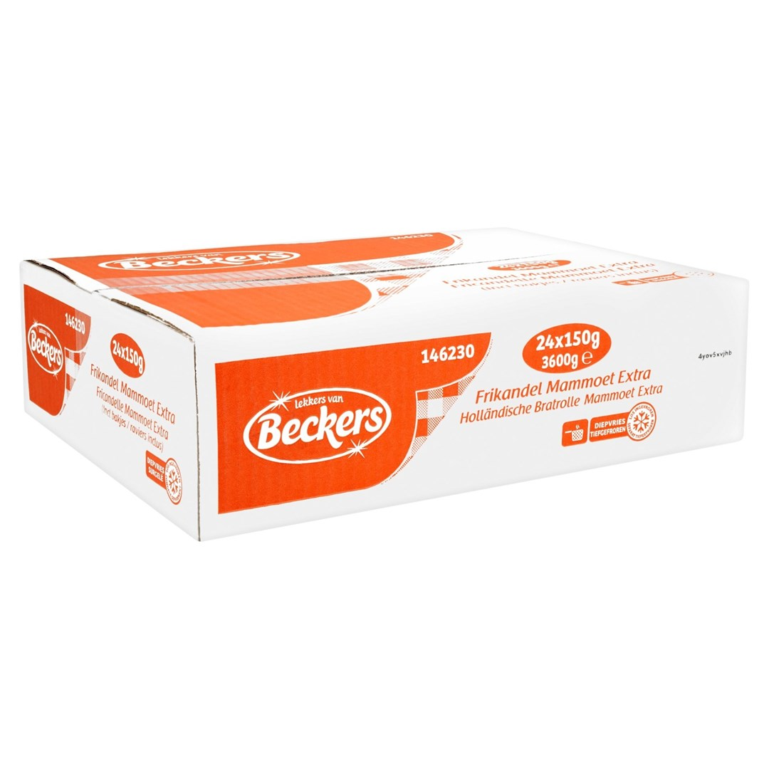 Productafbeelding MAMMOET EXTRA 24X150 GR BECKERS